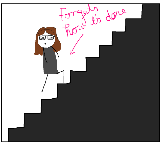 forgetsstairs