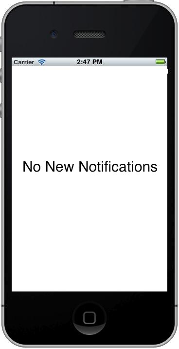 nonewnotifications
