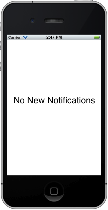 nonewnotifications