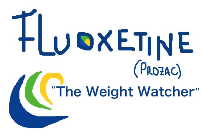 prozacfluoxetine