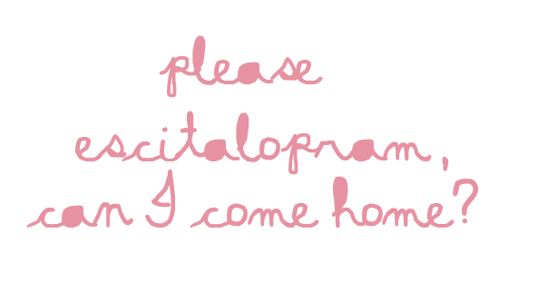 pleaseescitalopram